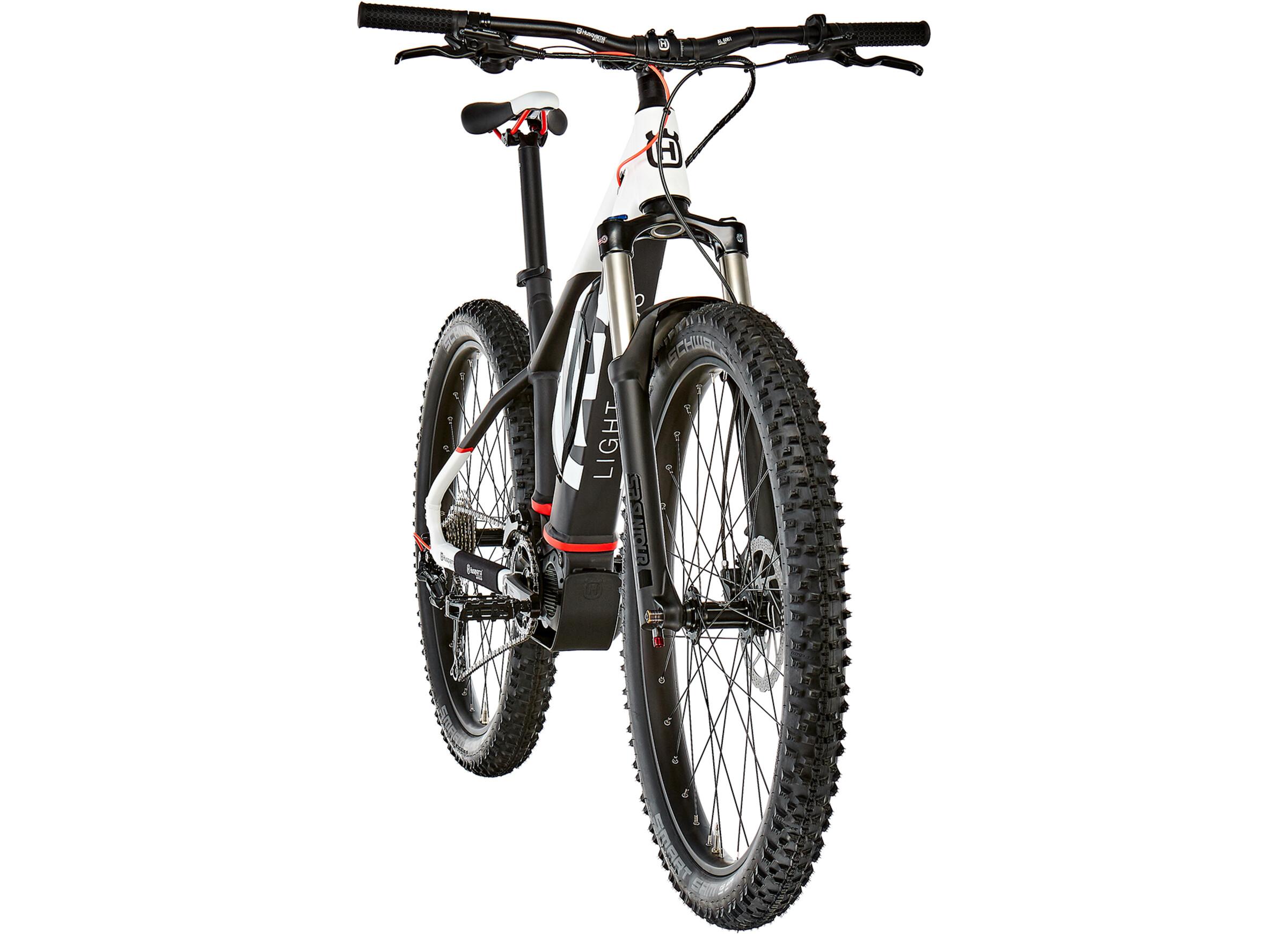 Husqvarna LC2 E-MTB Hardtail 27,5 white/black at Bikester